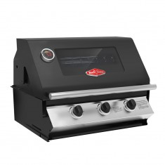 Beefeater 1000LX-E Built-In 3 Burner Gas BBQ