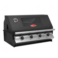 Beefeater 1000LX-E Built-In 4 Burner Gas BBQ