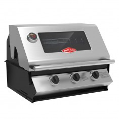 Beefeater 1000LX-S Built-In 3 Burner Gas BBQ