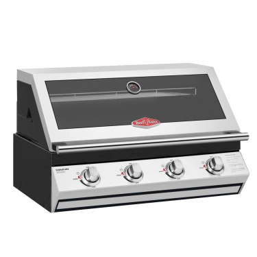 BeefEater S2000S Built-In 4 Burner Gas BBQ