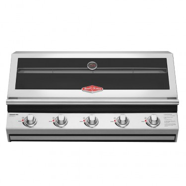 BeefEater S2000S Built-In 5 Burner Gas BBQ