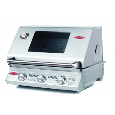 Beefeater S3000S Built-In 3 Burner Gas BBQ
