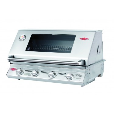 BeefEater S3000S Built-In 4 Stainless steel Burner Gas BBQ