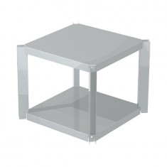 One-Q Shelf Stainless Steel 200901924