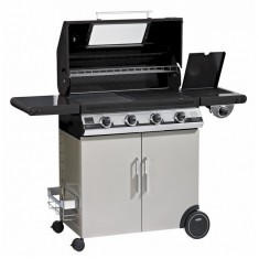 BeefEater Discovery 1100e Series 3 Burners and Trolley