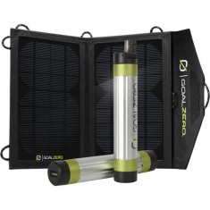 Goal Zero Switch 8 & 3.5 Watt Solar Recharging Kit
