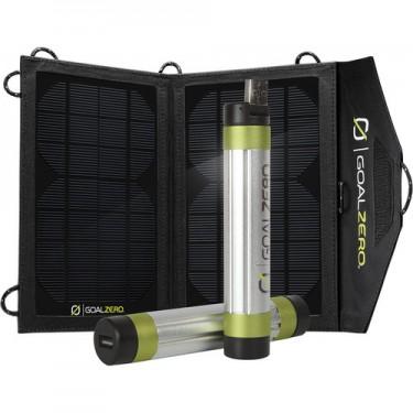 Goal Zero Switch 8 & 3.5 Watt Solar Recharging Kit