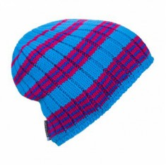 Ortovox Beanie Rock 'N' Woool Stripe /  Blue Lagoon