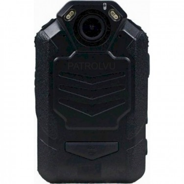 PatrolVu Body Cam Speaker Microphone - Digital
