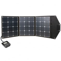 Solar Module Kit Phaesun Fly Weight 3X40 Premium Inclusive Charge controller with LCD Display