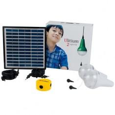 Sundaya 2 Ulitium 200 Solar Lightkit White