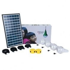 Sundaya 4 Ulitium 200 Solar Lightkit White