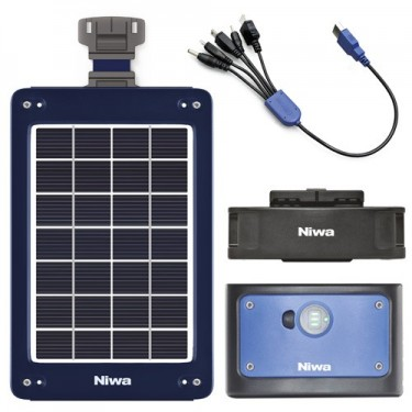 Niwa Modular Solar System Energy Upgrade X2 Kit