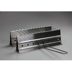 SATEMAKER BEACH Portable Barbecue 50cm Inox